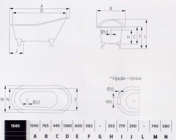 浴缸工程设计图展示